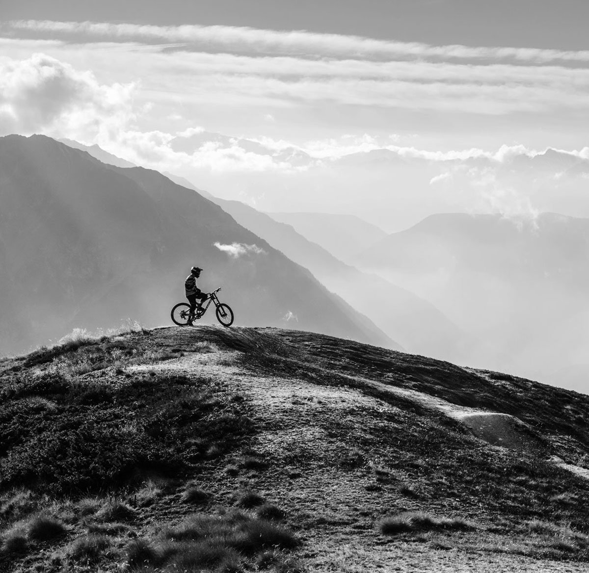 Bike adventures Verbier